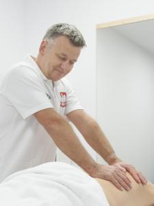 masaz leczniczy fizjoterapeuta centrum rehamaluch