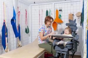 pionizator ugul rehabilitacja dzieci milkow fizjoterapeuta