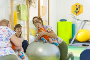 rehabilitacja dzieci pnf kabat miłków